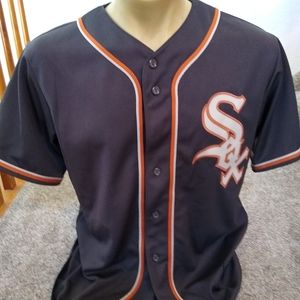 Chicago White Sox Brown Majestic Baseball Jersey